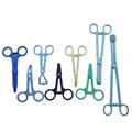 Hospital Disposable Medical Plastic Surgical Forceps Plastic HemostaticTweezers  8