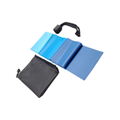 Blue type TPE/LATEX Free Exercise Stretching yoga band/ fitness resistance band
