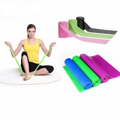 Fitness Equipment Power Bands Latex Free Resistance Yoga Band