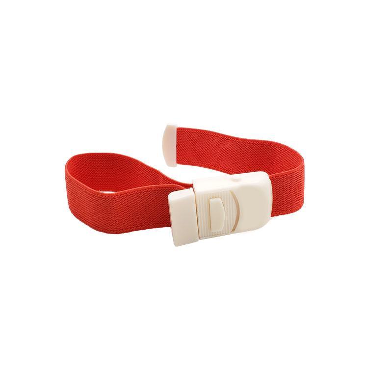 Disposable Emergency Buckle Tourniquet Band Elastic Belt Medical Quick Release 2