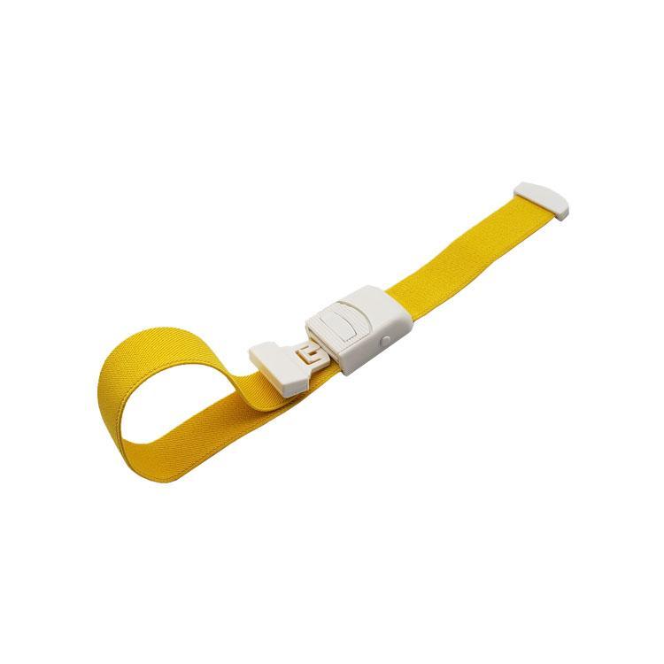 Disposable Emergency Buckle Tourniquet Band Elastic Belt Medical Quick Release 4
