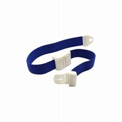 Disposable Emergency Buckle Tourniquet Band Elastic Belt Medical Quick Release