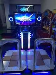Stepmaniax Fitness/Arcade/Stages, Newest Dance Machine, Good for Game Centre and