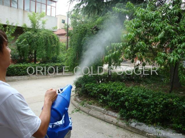 欧丽工厂直销电动超低容量喷雾器 U   FOGGER OR-DP1 生产厂家直销 4
