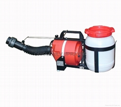 Electric ULV sprayer (cold fogger) for pest control and mosquito killing