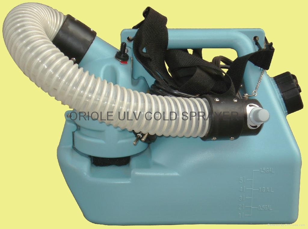 Cold Sprayer disinfection Misting machine Mist duster blower Insecticide fogger 3