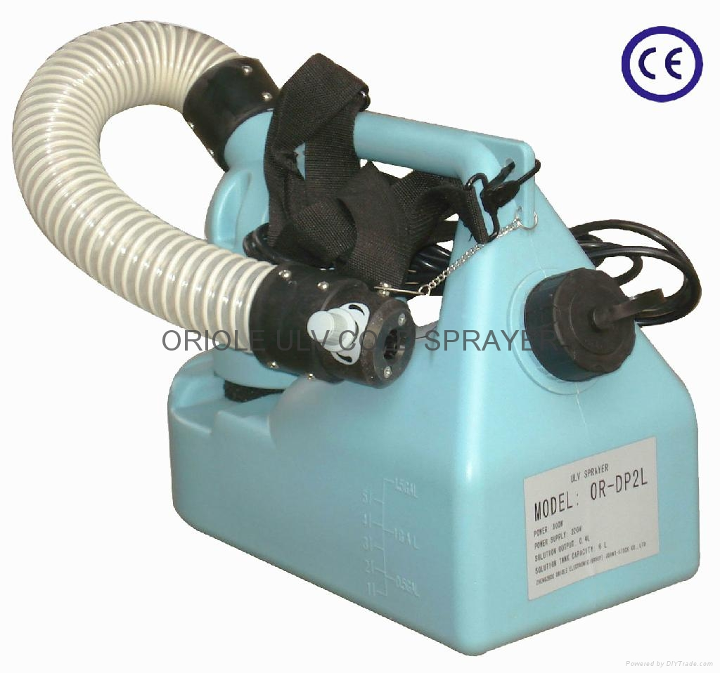 Cold Sprayer disinfection Misting machine Mist duster blower Insecticide fogger 4