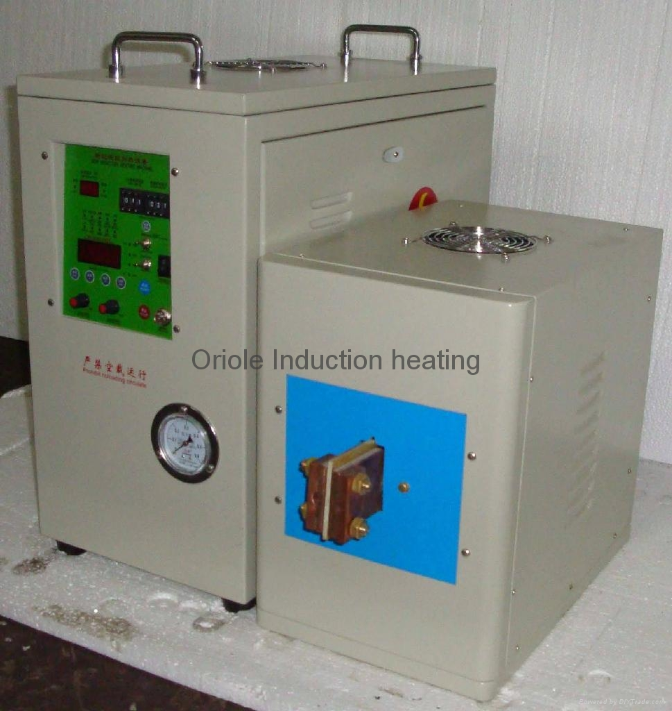Induction Heating Equipment : Induction heating equipment for forging and heat treatment