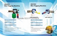 Mosquito fogger Fog generator Fumigation fogger OR-E02 Vaporizer Special effect