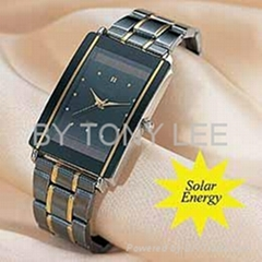 Solar watch Solar Powere