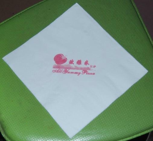 餐巾紙 1