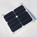 10W Solar Panel Sunpower USB Battery Charger for Mibile Phones