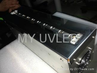 industrial uv curing lamp 30010 myuvled china manufacturer. Black Bedroom Furniture Sets. Home Design Ideas