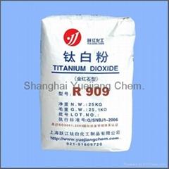 钛白粉R909
