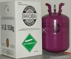 R408a/f408a/mixed Refrigerant R408a/freon/refrigerant Gas