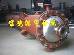 鈦設備鈦換熱器
