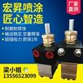 涂料专用齿轮泵3CC/5CC/6CC/8CC 4