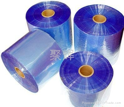 優質PVC熱收縮膜 1
