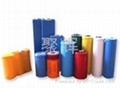 PVC熱收縮膜管 2