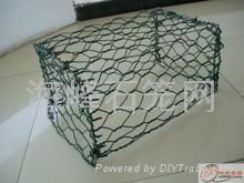 PE包塑石笼网