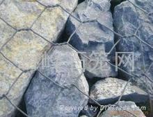 石頭鋼絲網箱