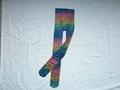 袜子热转印印花 2
