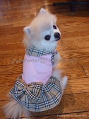 summer dog dress