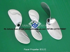 stainless steel propeller