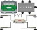 传感器信号放大器接线盒