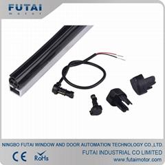 Sliding Gate Photocell Sensor with Internal Rotation System FS-55N Black