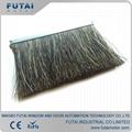 Horse Fur Bristle Door Brush