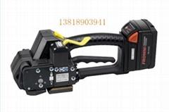 P326電動塑鋼帶打包機