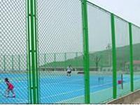 体育围栏 篮球场围栏 勾花网护栏