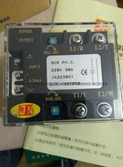 台湾JK积奇单相电力调整器JK2220S1-D75 JK3840S1 JK2230S1