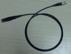 推拉自鎖單芯光纖連接器