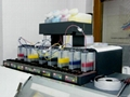 Double 4 color bulk ink system for