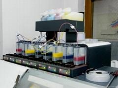 米馬克御牧Mimaki JV33 JV5寫真機 噴繪機 供墨系統 連供