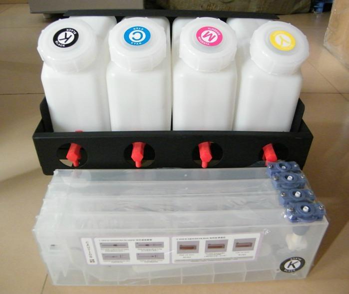 四色供墨系統用於羅蘭Roland 武藤Mutoh 御牧Mimaki寫真機 大幅面打印機 噴繪機 1