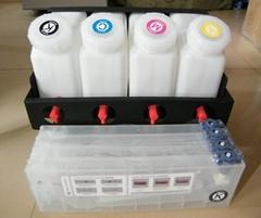 四色供墨系統用於羅蘭Roland 武藤Mutoh 御牧Mimaki寫真機 大幅面打印機 噴繪機