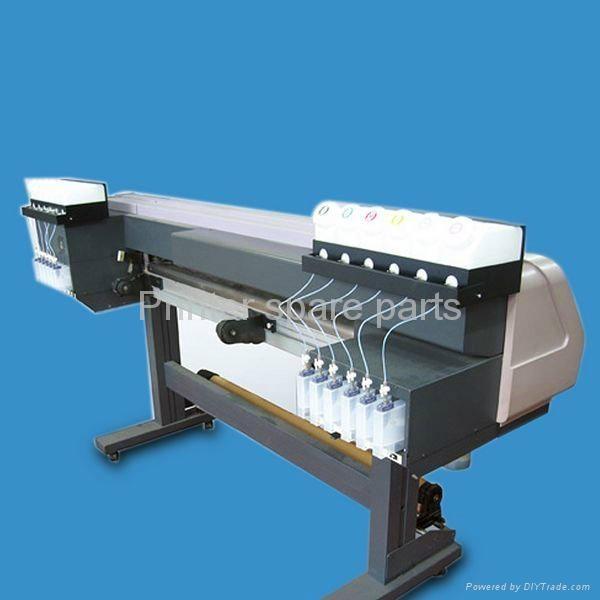 六色供墨系统用于罗兰Roland 武藤Mutoh 御牧Mimaki 写真机/大幅面打印机 2