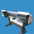六色供墨系統用於羅蘭Roland 武藤Mutoh 御牧Mimaki 寫真機/大幅面打印機 2