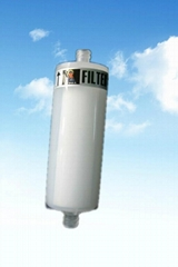 solvent printer filter for bulk ink system