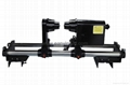 automatic media take up system for Mutoh