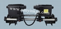 automatic media take up system for Epson