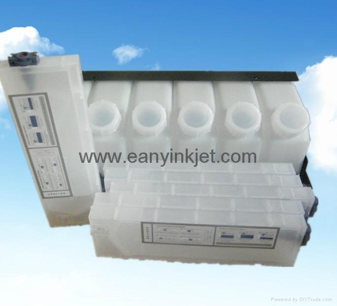 垂直插墨盒供墨系统用于罗兰Roland VS640/540/420/400 RA640 3
