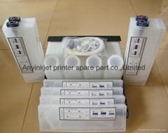 垂直插墨盒供墨系統用於羅蘭Roland VS640/540/420/400 RA640