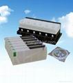 Bulk ink system for HP8000/SEIKO V64S (