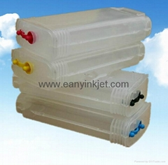 72 refillable cartridge for HP T610/T1100/T1120 printer