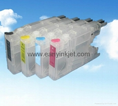 standard capacity Refill Ink Cartridge for LC12/LC17,LC75/LC79,LC1240/LC1280