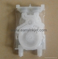 printer damper for DX7 printer head